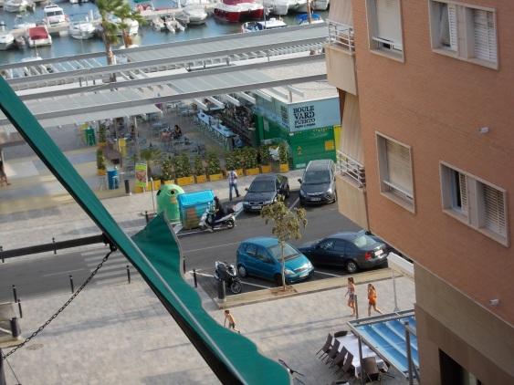 Appartement Terrasse Alicante Santa Pola
