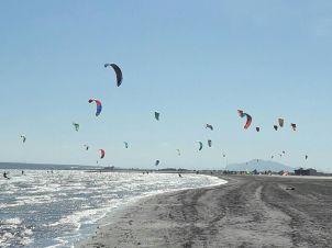 kite surf Santa Pola