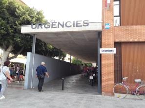 Urgences Santa Pola